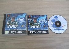 NHL Championship 2000 - PAL - Sony Playstation 1 / PS1 Game - Complete