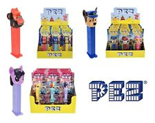 More details for pez dispensers sweets x 6 party bag fillers paw patrol blaze my little pony new
