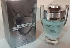 INVINCIBLE  MEN'S COLOGNE, 3.4 OZ EDP, IMPRESSION DESIGNER INVICTUS PACO RABANNE