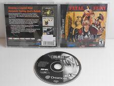 Fatal Fury - Mark of the Wolves für Sega Dreamcast *US/NTSC*