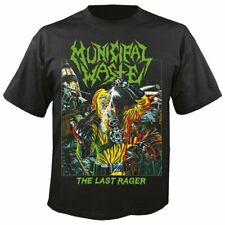 MUNICIPAL WASTE - The Last Rager T-Shirt