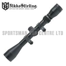 Nikko Stirling Mountmaster 3-9x40 Scope Half Mil Dot