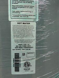 HTP SSC-119 SuperStor Contender Indirect Water Heater