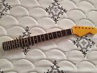 Electric Guitar Neck for ST Style Maple 21 Fret Rosewood fingerboard Clear Gloss