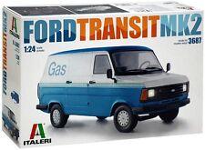 Italeri 1:24 3687: Furgone Ford Transit MK2