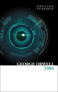 1984 Nineteen Eighty-Four Best Selling Classic By George Orwell Paperback NEW !