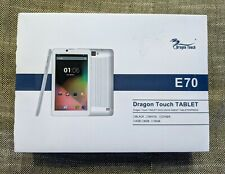 Dragon Touch E70 7'' - 3G Android Phone Tablet. NEW - OPEN BOX. FREE SHIPPING!