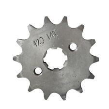 14 Teeth 17mm 420 Chain Sprocket Cog for 50 - 125cc Pit Trail Dirt Quad Bike ATV