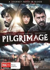 PILGRIMAGE DVD, NEW & SEALED, 2017 RELEASE, REGION 4, FREE POST