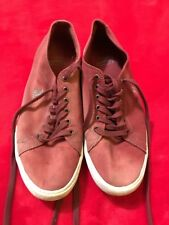 Faded Wine Coloured Penguin Trainers - Size 7