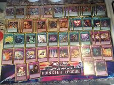 "Yu-Gi-Oh: ""LOT of 60 IGKNIGHT Deck"" - Pendulum Build, Fire Build, Synchros, More"