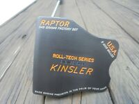 Kinsler Raptor USA Milled 35 Inch Putter Golf Club Right Hand Steel Shaft Super