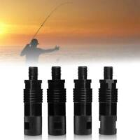 Outdoor Fishing Rod Connector Quick Release Bite Alarm Fishing Alarm Connector-.