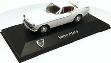 Atlas Volvo P1800 Coupe - White 1/43 - MS03 Diecast Volvo Collection - T48 Post