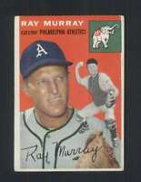1954 Topps #49 Ray Murray EXMT/EXMT+ Athletics 97038