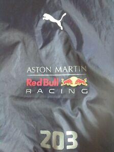 *NEW* PUMA RED BULL RACING ASTON MARTIN #203 LARGE KIT BAG