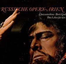 """STEIN """"KIM BORG: RUSSISCHE OPERN-ARIEN"""" LP 1970 deutsche grammophon"""