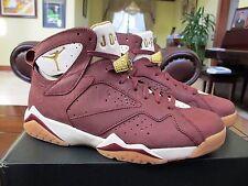 NIB Nike Air Jordan Retro VII 7 C&C Cigar Size 8.5 Team Red Gum Sole 725093 630