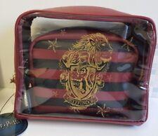Harry Potter Bag Gryffindor Set of 3 Wash Bag Makeup Bag Women's primark