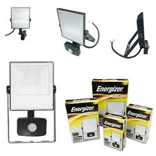 Energizer 10w 20w 30w 50w LED Security Outside Spot Flood Light Lighting Fitting