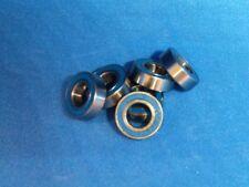 Kugellager 688 RS 8x16x5 mm blau
