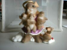 New listing Charming Tails God Couldn't Be Everywhere So He Made Mothers - preowned