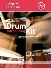 Introducing Drum Kit (Trinity Guildhall Drum Kit) by G. Double | Sheet music Boo