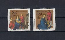 476 ) West Germany 1994 **/ MNH -  Christmas  Set of 2 beautiful Stamps