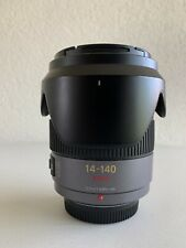 Panasonic Lumix 14-140 Micro Four Third M43 Lens