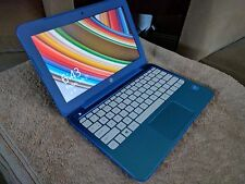 "HP Stream 11, 11.6"" display, 32GB SSD, Intel Celeron, 2GB RAM, Ex Cond"