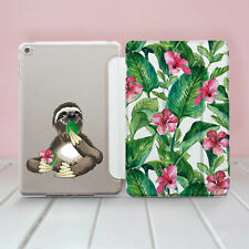 Cute Sloth Pro 10.5 Case iPad Pro 9.7 2018 Case Mini 2 3 4 Smart Cover iPad 10.2