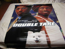 Double Take Eddie Griffin Orlando Official Theatrical Movie Banner 68 X 47 RARE