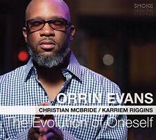 The  Evolution of Oneself [Digipak] by Orrin Evans (CD, Sep-2015, Allegro...