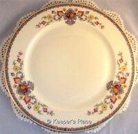 "King Cedric Community China 10"" Dinner Plate Bavaria Germany Porcelain"