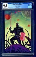 Grendel Devil's Odyssey #1 CGC 9.8 Torpedo Comics Virgin Edition Variant Cover