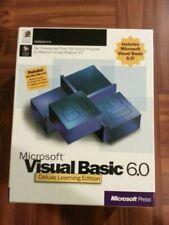 Microsoft Visual Basic 6.0 Professional Edition for Windows