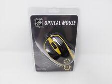 Fidelity Electronics NHL Boston Bruins Optical Mouse