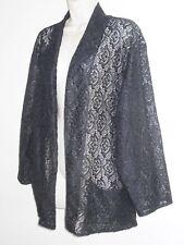 Plus Size Lace Floral Coats & Jackets for Women
