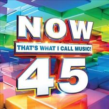 Now That's What I Call Music! 45 by Various Artists (CD, 2013, Capitol) NEW