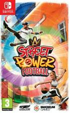 Street Power Football SWITCH neuf sous blister