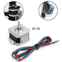 3D Printer 42-34 X/Y/Z-axis Stepper Motor For 3D Creality Ender 3 Pro CR-10 B2