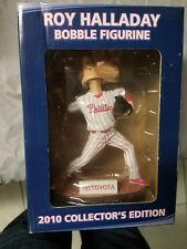 ROY HALLADAY  Phillies Bobble Head Figure Toyota 2010 Collector's Edition BNIB