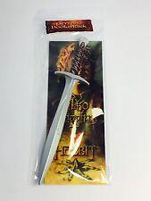 Sci-Fi Nerd Block The Hobbit Sting Sword Pen And Bookmark Brand New