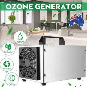 Ozone Generator Machine Home Air Purifier Sterilizer Smoke Ioniser Cleaner AU