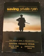 Saving Private Ryan The World War Ii Collection (Dvd, 2004, 4-Disc Set)
