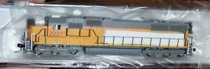 Athearn N scale  SD70  Union Pacific Railroad #2223   DC  7337