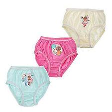 Sous-vêtements rose pour fille de 2 à 16 ans en 100% coton