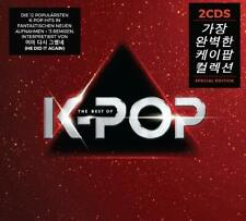 THE BEST OF K-POP - HE DID IT AGAIN    2 CD NEU