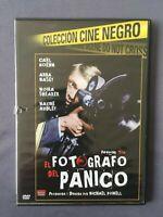DVD EL FOTOGRAFO DEL PANICO Carl Boehm Anna Masey Moira Shearer MICHAEL POWELL