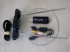BUNDLE: AVerTV Hybrid Volar MAX USB TV Tuner + GE 24731 Omni-Directional Antenna